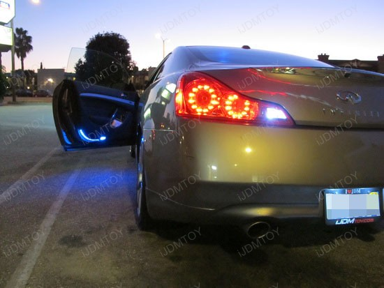 Infiniti - G37 - LED - reverse - lights - 2